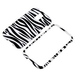 BasAcc Zebra Snap-on Case for Samsung Galaxy S II T-Mobile T989