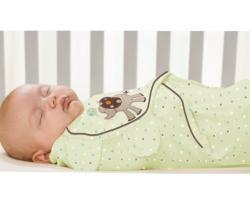 Summer Infant Small/Medium Cotton SwaddleMe Blanket