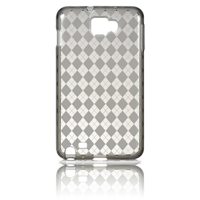 Premium Samsung Galaxy Note Clear TPU Case/ Screen Protector