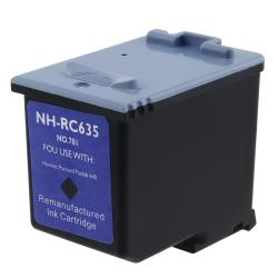 BasAcc Compatible Black Ink Cartridge for HP 701/ CC635A (Remanufactured)