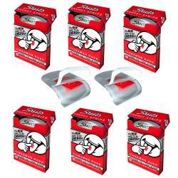 Pure Brands Cinnamon Energy Strips Bundle (Pack of 60)