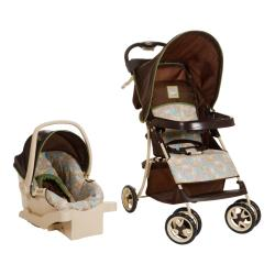 Cosco Sprinter Go Lightly Travel System in Kontiki