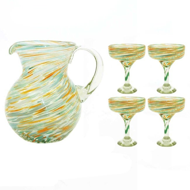Calypso Margarita Entertaining Set