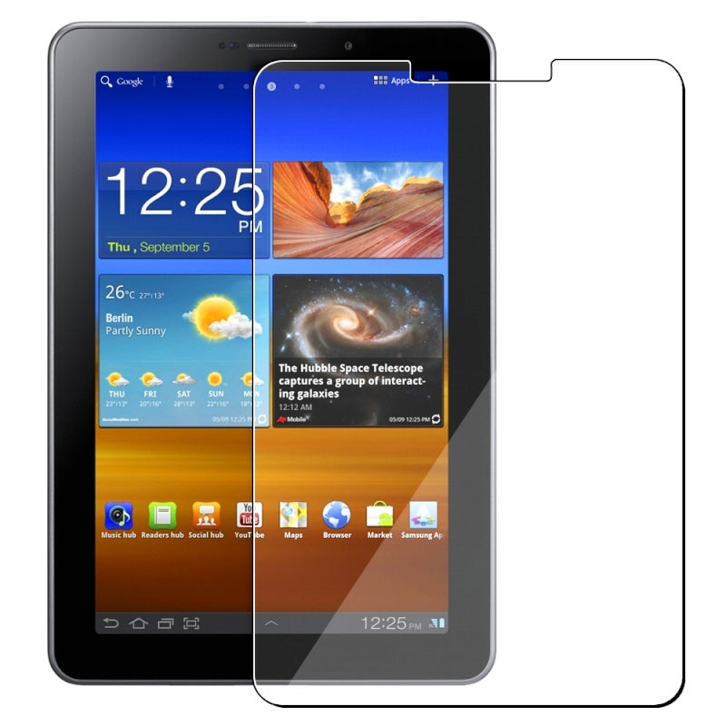 Screen Protector for Samsung Galaxy Tab 7.7-inch P6800