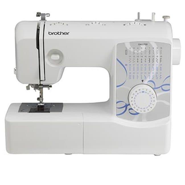 Brother XM3700 74-Stitch Free Arm Sewing Machine (Refurbished)
