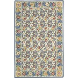 Nourison Hand-hooked Multicolor Country Heritage Rug (2'6 x 4'2)