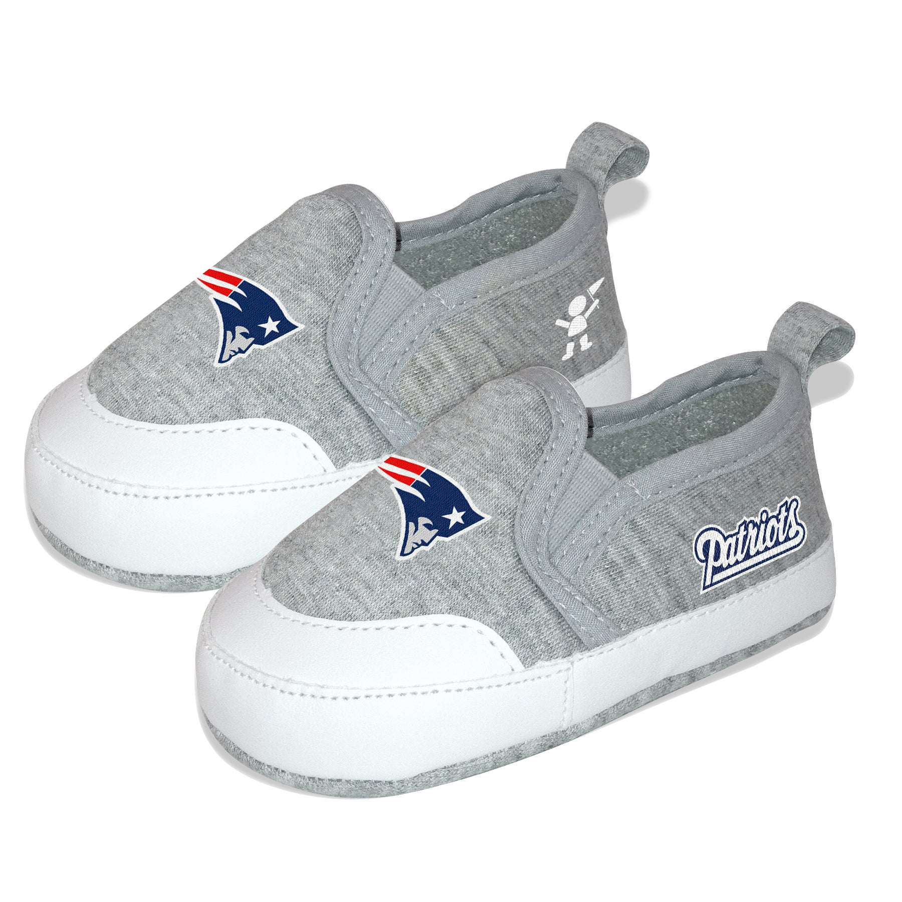 New England Patriots Pre-walk Baby Shoes