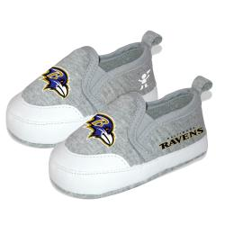 Baltimore Ravens Pre-walk Baby Shoes