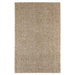 Mohawk Home Kodiak Buckskin Shag Beige Rug (8' x 10')