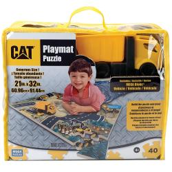 Mega Bloks World of CAT Foam Playmat Puzzle