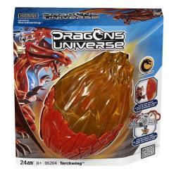 Mega Bloks Dragon Universe Torchwing