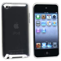 BasAcc Clear TPU Case for Apple iPod Touch Generation 4