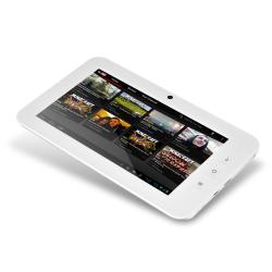 iMuz TX70C 8GB Android 4.0 White 7-inch Tablet