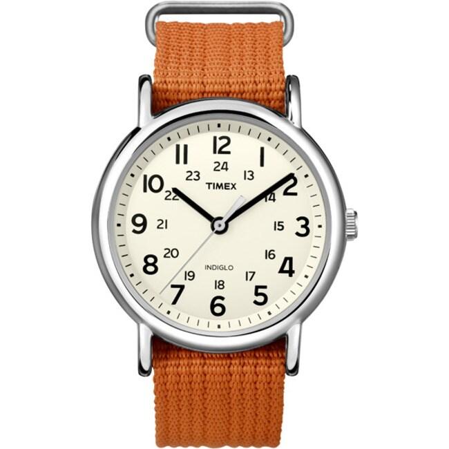 Timex T2N745KW Men's Weekender Watch