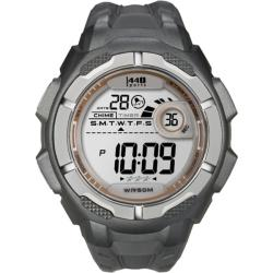 Timex Men&#39;s T5K594 1440 Sports Digital Grey Watch