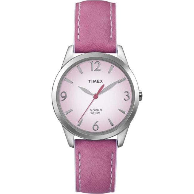 Timex T2N864KW Women's Weekender Watch