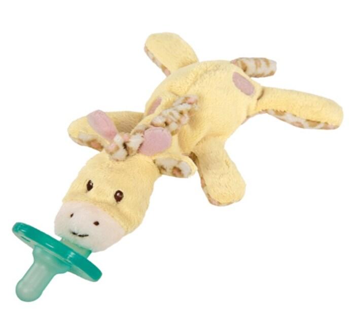 WubbaNub Safari Giraffe Pacifier