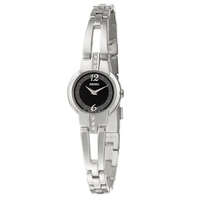 Seiko Women's Dress Stainless Steel Watch