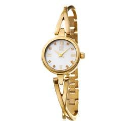 ESQ by Movado Women's Sienna Stainless Steel Gold Plated Watch
