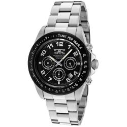 Invicta Men's 10701 'Speedway' Stainless Steel Watch