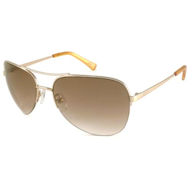 Kenneth Cole Reaction KC2263 Womens Aviator Sunglasses