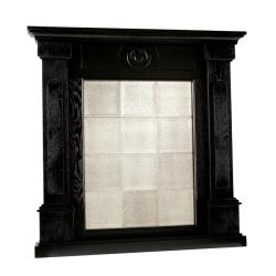 angelo:Home Beekman Mirrored Mantel Facade