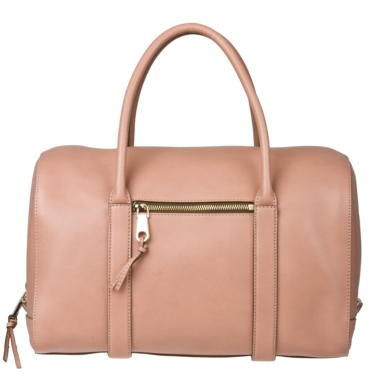Chloe \u0026#39;Madeleine\u0026#39; Blush Leather Runway Satchel - 14202822 ...