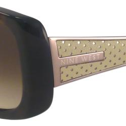 Nine West Women's 'Lovely' Rectangular Sunglasses