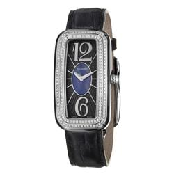Milleret Women's 'Gala' Stainless Steel Diamonds Watch