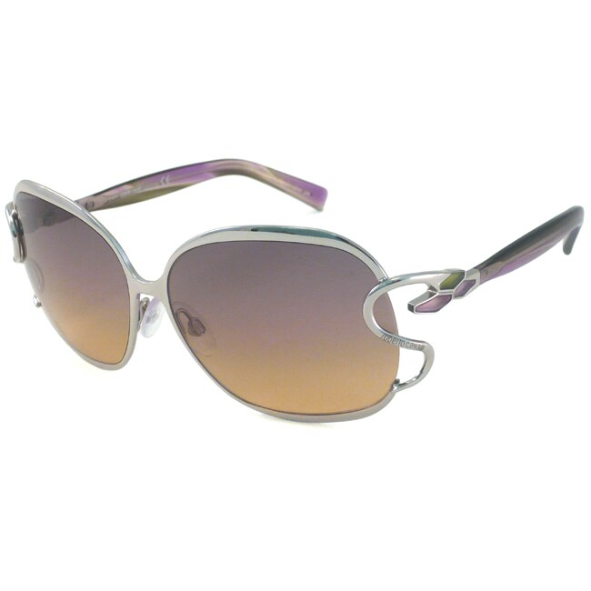 Roberto Cavalli Women's 'RC578S Mimosa' Rectangular Sunglasses