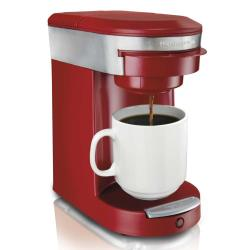 Hamilton Beach Personal Cup 1-cup Pod Brewer w/ Starter Bag of 18 Senseo Pods