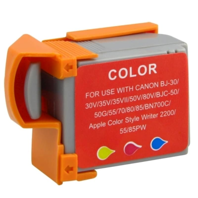 BasAcc Canon Compatible BCI-11C Color Ink Cartridge