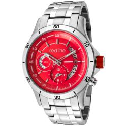 Red Line Men's 'Tech' Stainless Steel Watch