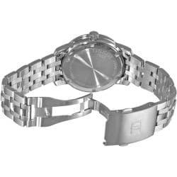 Tissot Men's 'PRC 200' Blue Dial Stainless Steel Quartz Watch