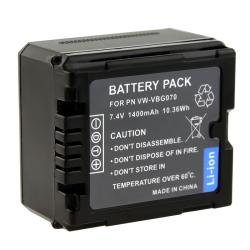 BasAcc Compatible Li-ion Battery for Panasonic VW-VBG070