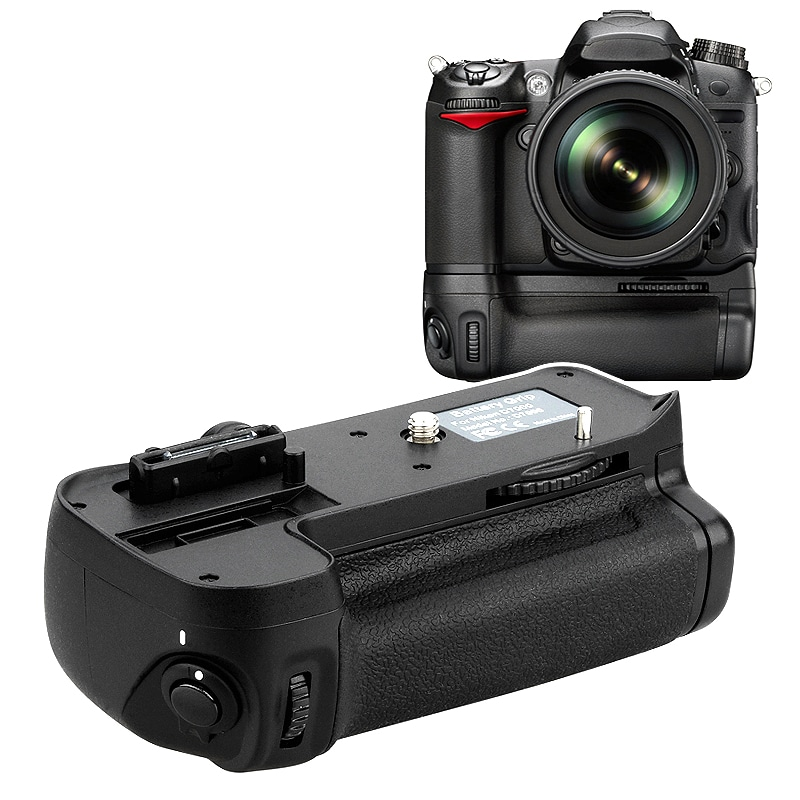 BasAcc Battery Grip with Holder for Nikon D7000