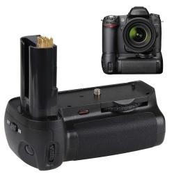 BasAcc Vertical Grip Battery Holder With IR Remote for Nikon D80/ D90