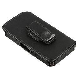 Leather Case/ Headset Wrap/ Audio Cable for Cell Phone