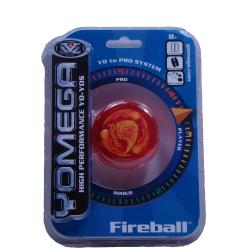 Yomega Fireball YoYo with Delron Transaxle for Added Trick Mastery
