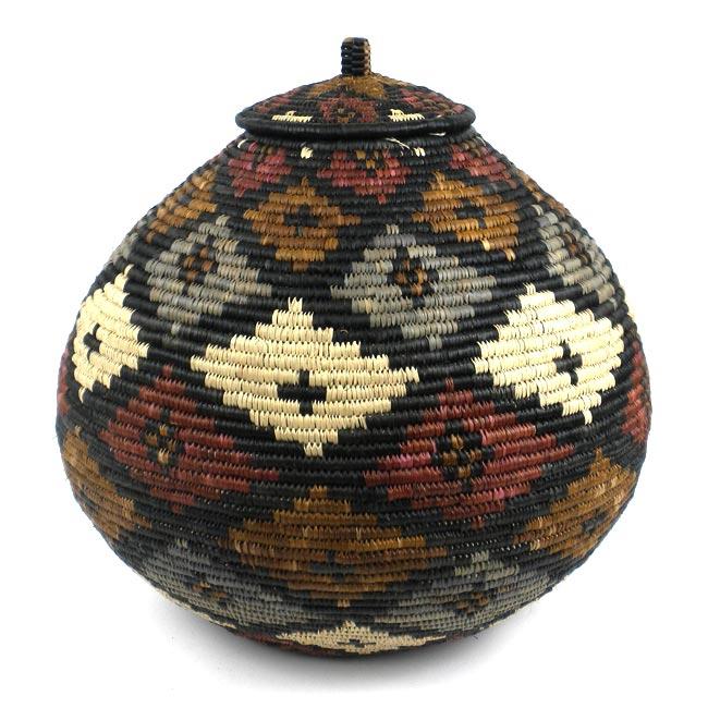 Ukhamba Handmade Beer Basket (South Africa)