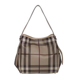 Burberry 3787009 Small Smoke Check  Tote