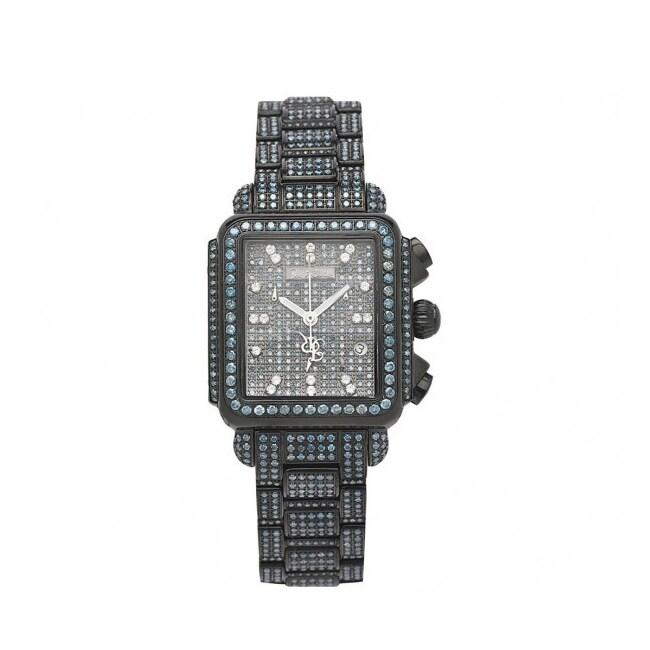 Joe Rodeo Women's Madison Blue Diamond Watch