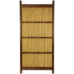 Japanese Bamboo 6x3-foot Kumo Fence (China)