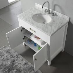 Ashford 36-inch Single-sink Bathroom Vanity Set