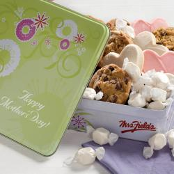 Mrs. Fields 'Happy Mother's Day' Combo Tin