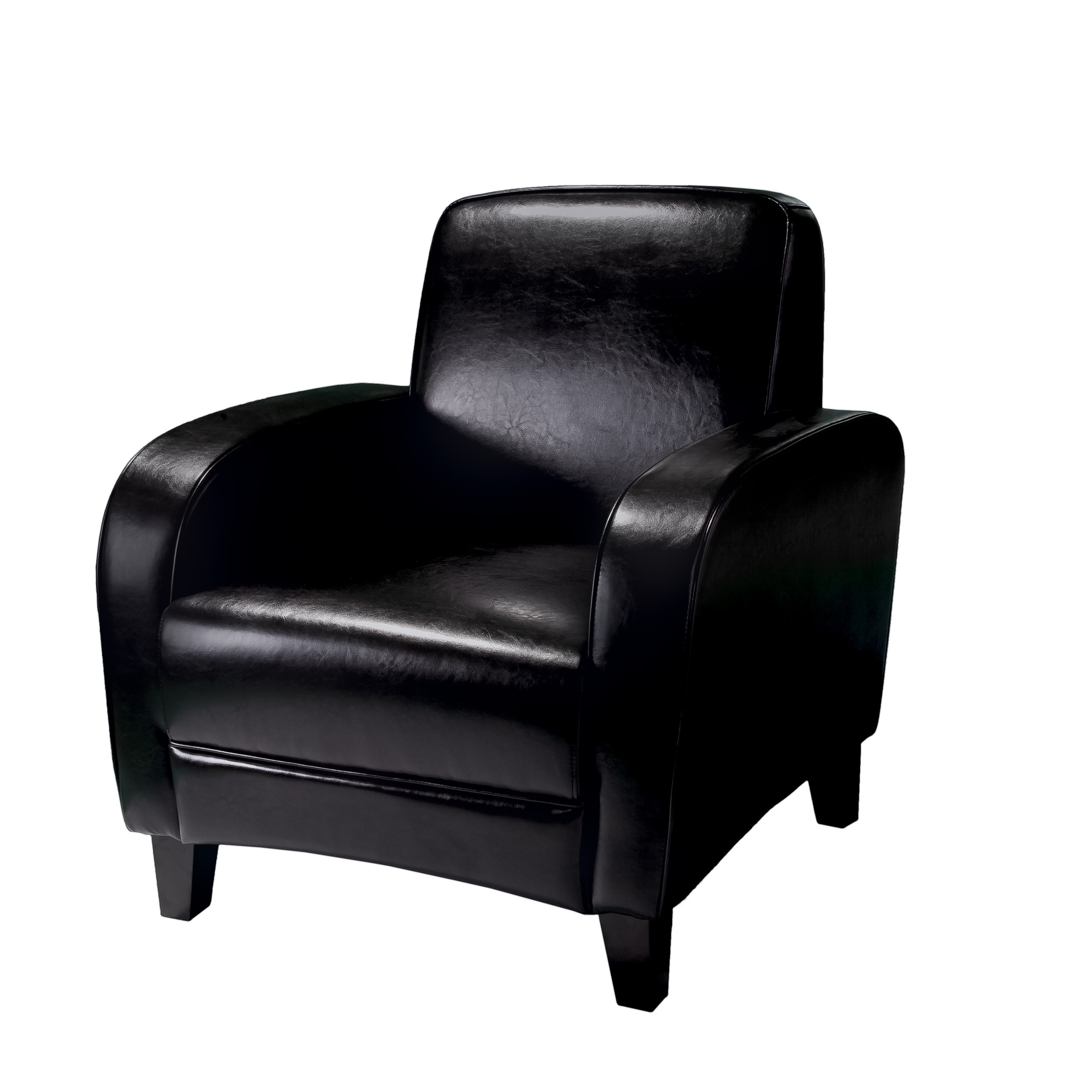 Christopher Knight Home Maurice Espresso Leather Club Chair