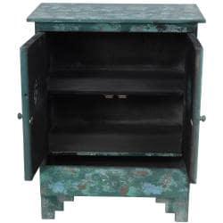 Small Distressed Wedding Cabinet (China)