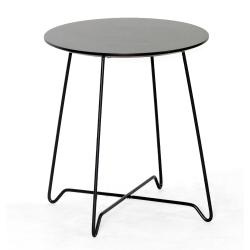 Dyer Dark Brown Modern End Table