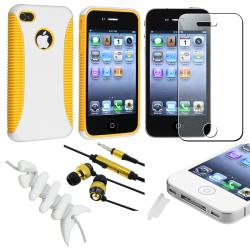 BasAcc Case/ Protector/ Headset/ Wrap/ Plug Cap for Apple iPhone 4S