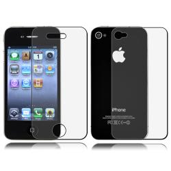 BasAcc Anti-Glare Screen Protector for Apple iPhone 4/ 4S (2-LCD Kit)